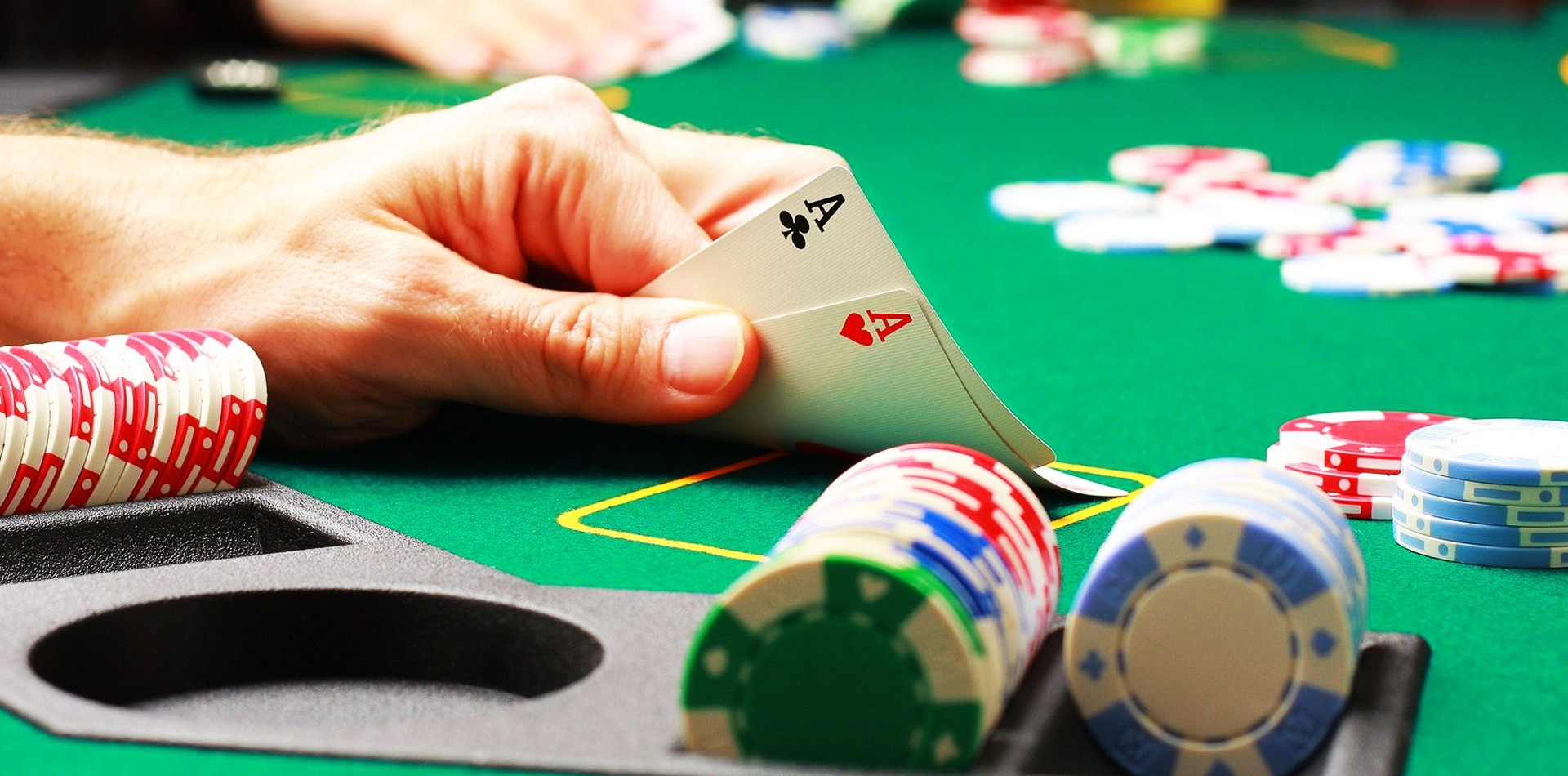 Some online casinos are way more fun