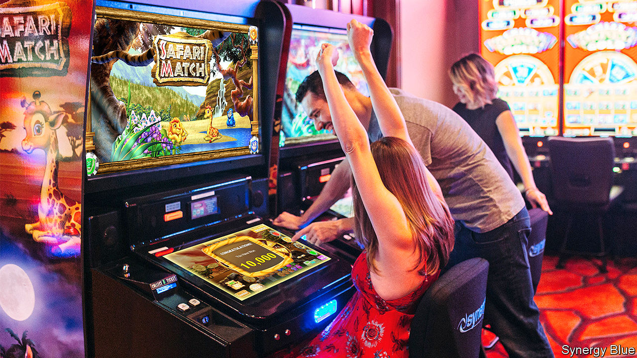 Types of games available in the best online casino